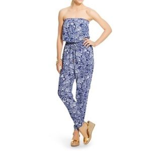 Lilly Pulitzer (for Target) Upstream Jumpsuit XS